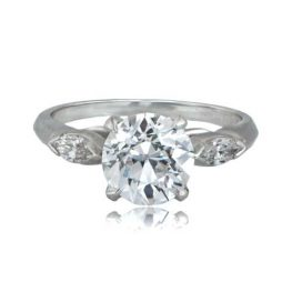 46B Old-Mine-Diamond-Engagement-Ring-10660-T-View-2