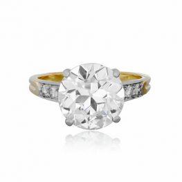 Antique Tiffany Engagement Ring
