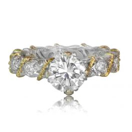 Buccellati Engagement Ring