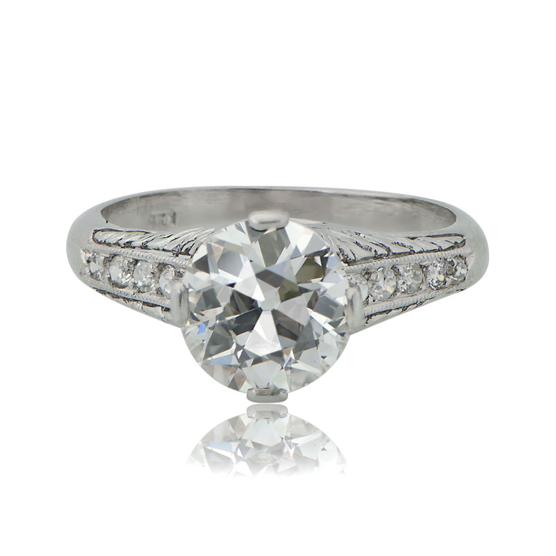 Diamond Vintage Rings 70
