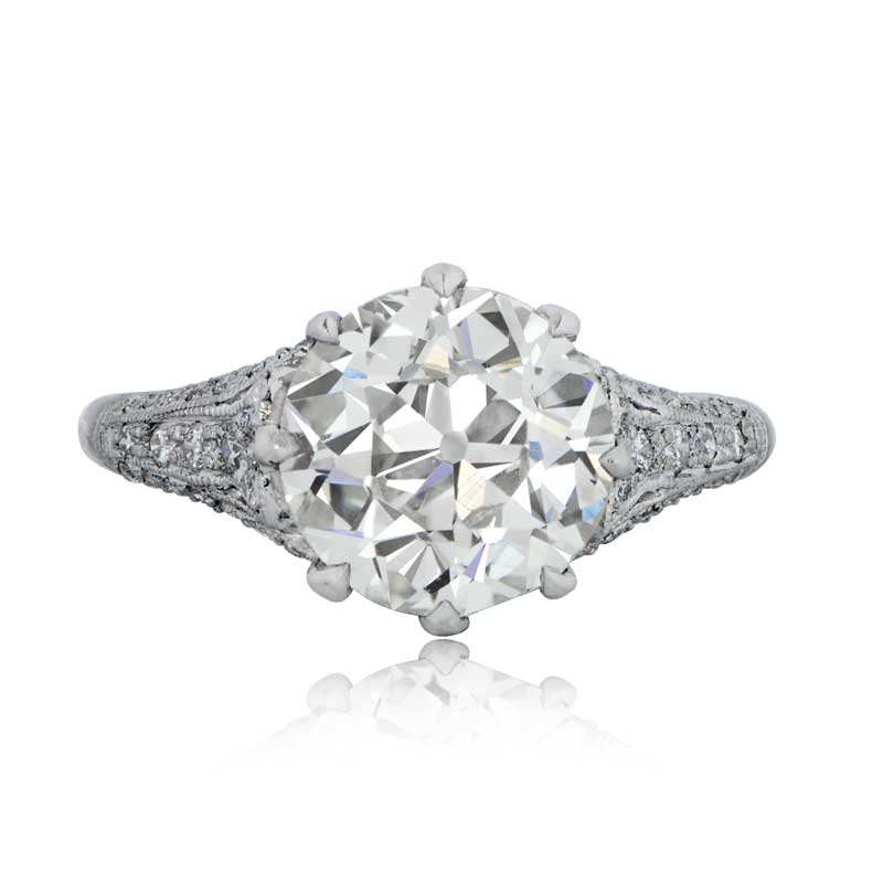 vintage engagement ring estate jewelry