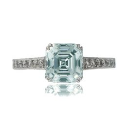 Sardinia Aquamarine Ring