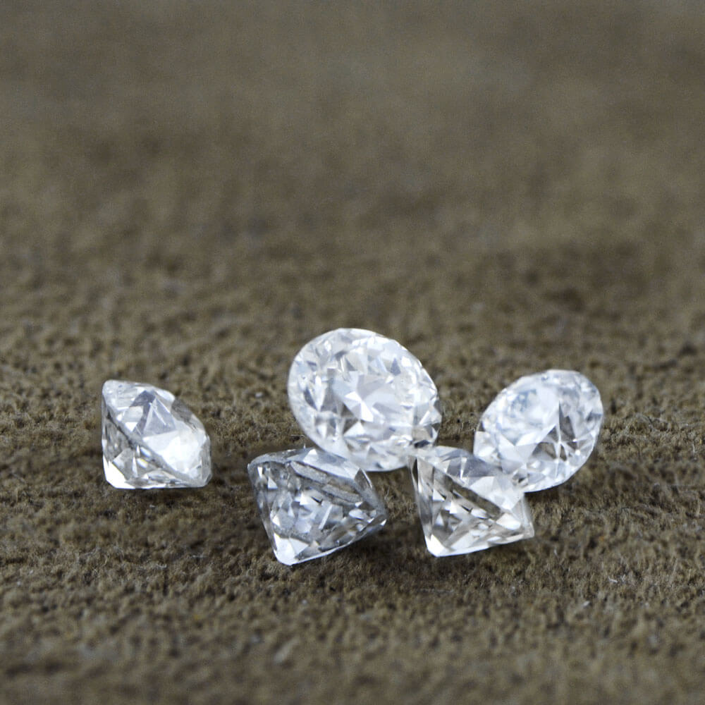 The Top Five Reasons To Select An Old Mine Cut Diamond