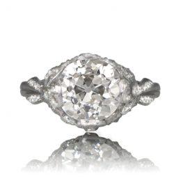 Edwardian Style Engagement Ring
