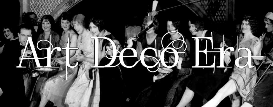 Art Deco Era Party with Jewelry and Music