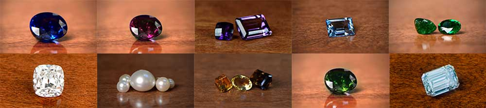 Birthstones Gemstones