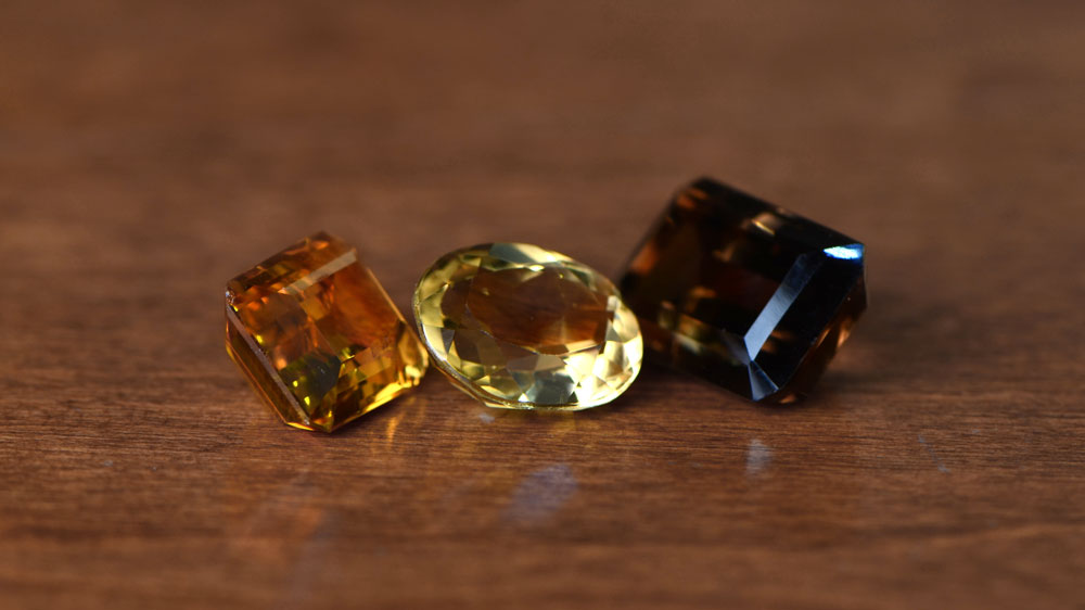 Birthstones For Each Month Estate Diamond Jewelry