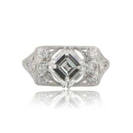 Diamond Ring Antique 605020