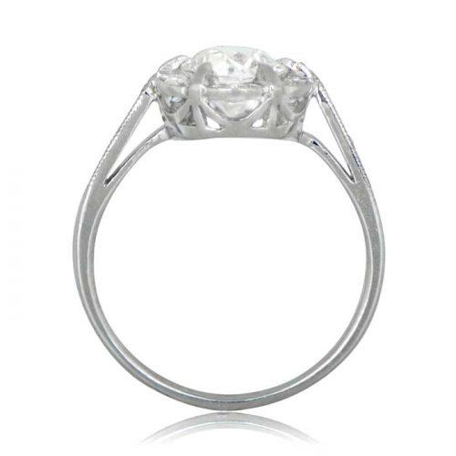Madrid Halo Engagement Ring