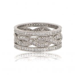 Triple Wedding Band