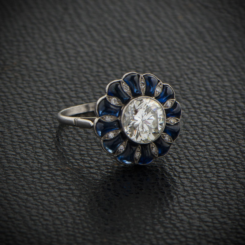 lysbeth ring nashville engagement jewellery and oval diamond rings fabulous orig vintage antiques estate antique