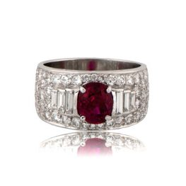 Hak Burma Ruby Ring