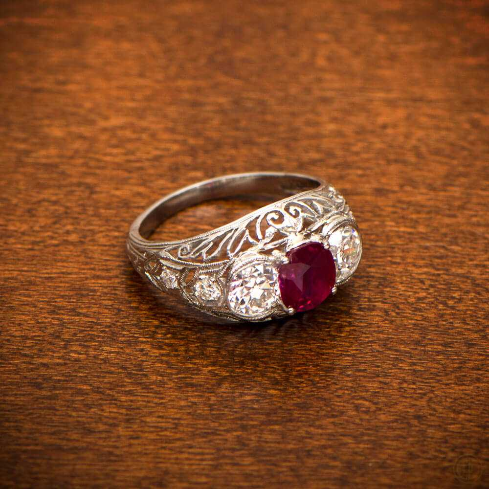 Take Our Vintage Ring Quiz Now