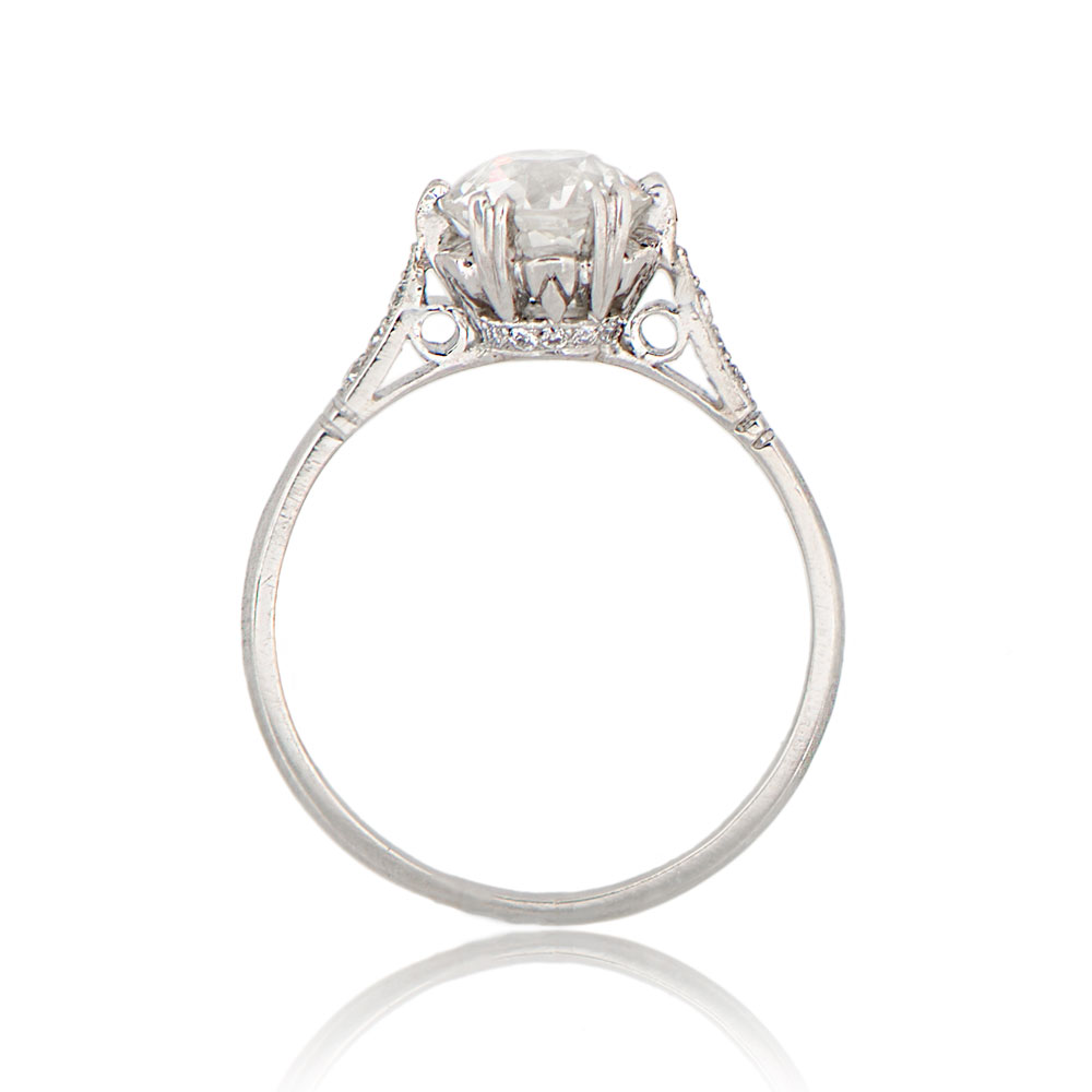erie ring nouveau rings art basin engagement diamond
