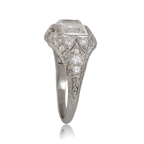 11235-Antique-Double-Carre-Engagement-Ring-TSV