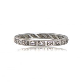 Antique Edwardian Wedding Band