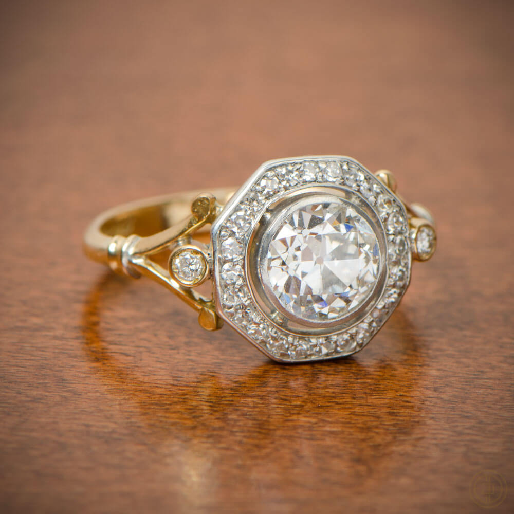 vintage engagement rings favorites