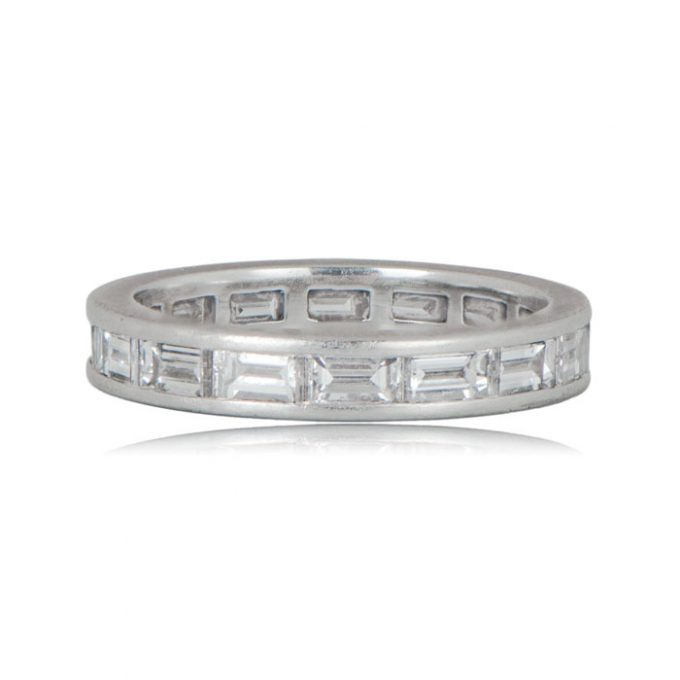 Cartier Diamond Wedding Band
