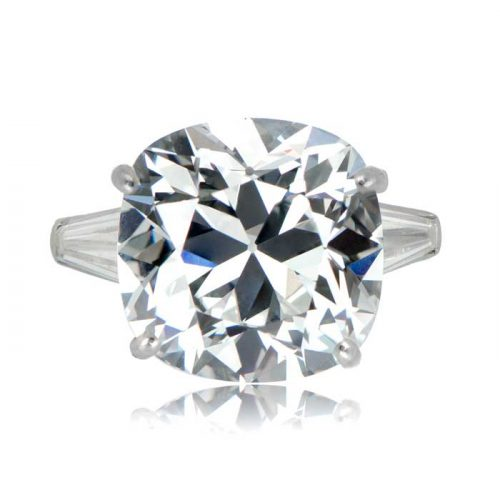 10 Carat Engagement Ring