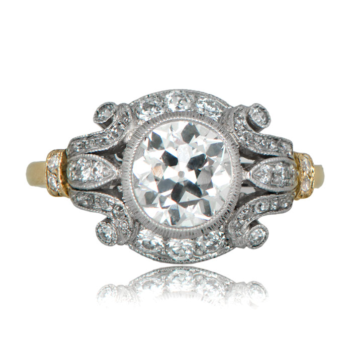 Order This Antique Engagement Ring