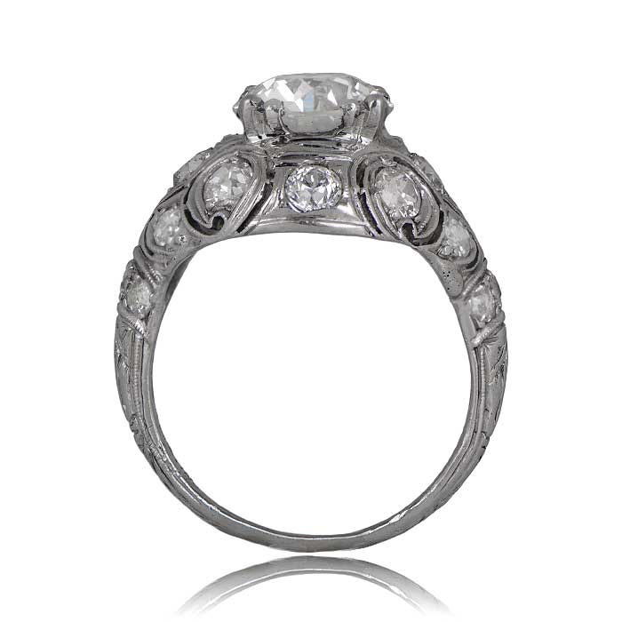 edwardian up close jewellery engagement rings shopexd item of replica view front ring shopping asp
