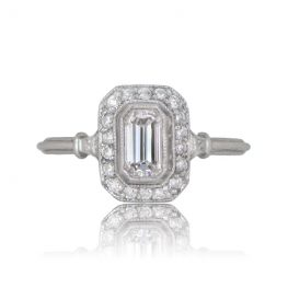 Oxford Diamond Ring