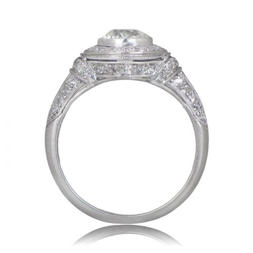 JE caldwell Ring