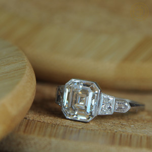Antique And Vintage Engagement Ring Photos Edj