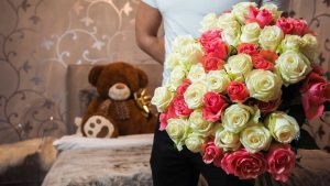 Flowers Roses for Proposal