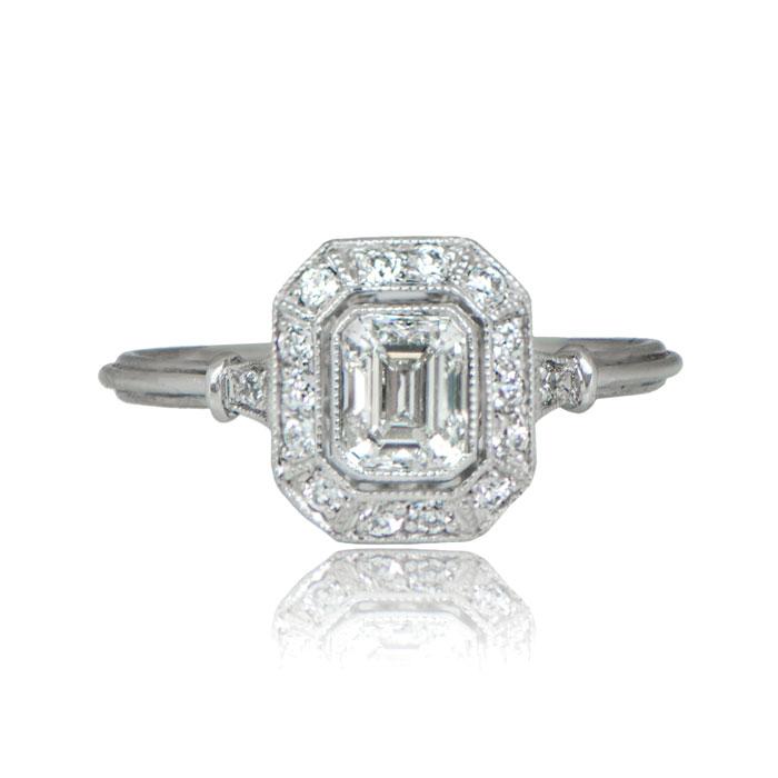 berkshire engagement ring estate jewelry