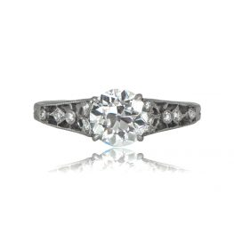 Antique Tiffany Engagement Ring