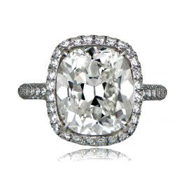 Estate 5.44 Carat Ring