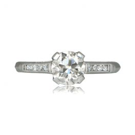 1950 Vintage Engagement Ring RJ222