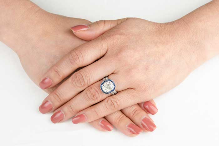 Which Ring Goes On The Finger First?