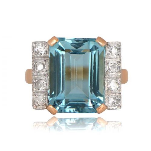 11728-Aquamarine-Gold-Ring-TV