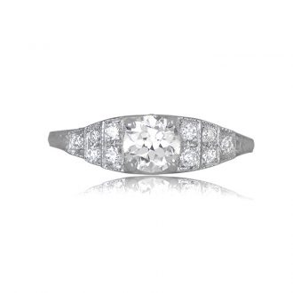 Vintage Wedding Rings For Sale | Vintage And Antique Engagement Rings Estate Diamond Jewelry