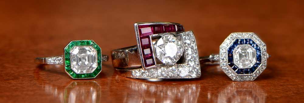 Second hand Diamond Engagement Rings