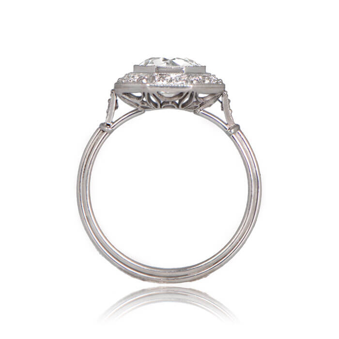 Profile View of the Revel Ring