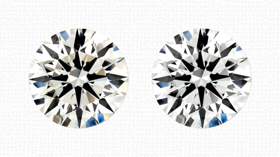 D Color Diamond vs J Color Diamond