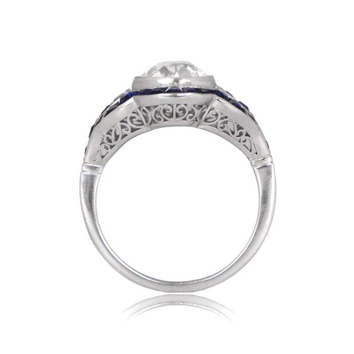 Side View Evora Ring
