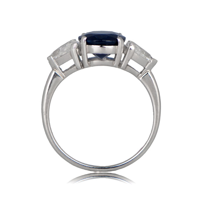 Engagement Rings Newcastle: Newcastle Sapphire Ring