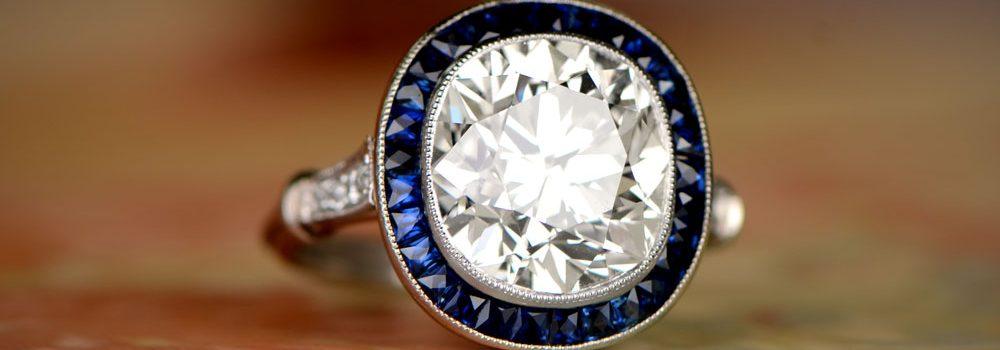 D Color Engagement Ring