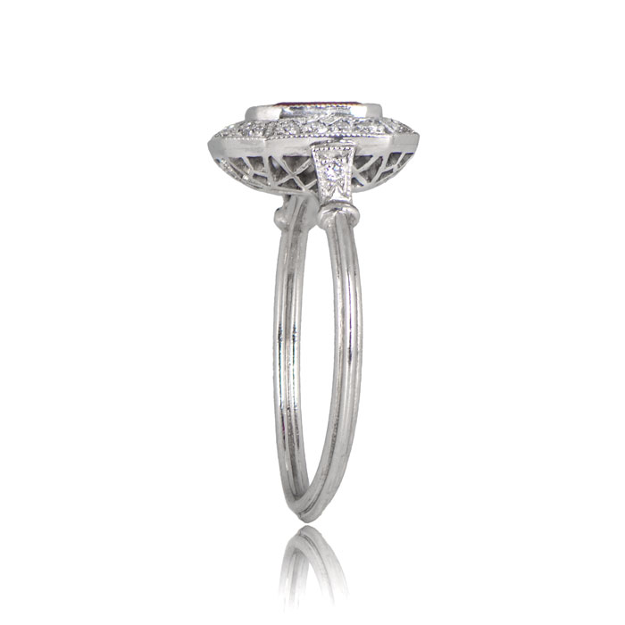 Sicily Ring from the side