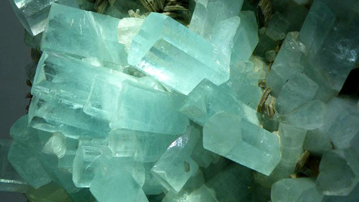 March Birthstone Aquamarine Estate Diamond Jewelry