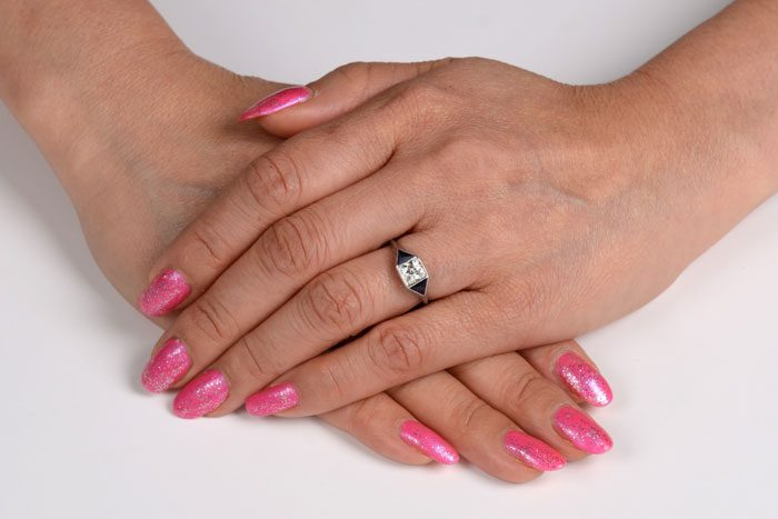 Boston Ring on a Finger