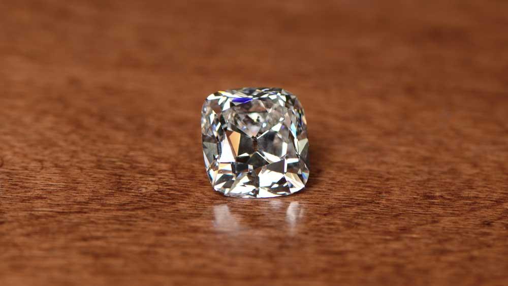 706 Carat Cushion Cut Diamond