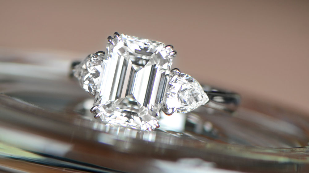 Clifton 3 Carat Ring