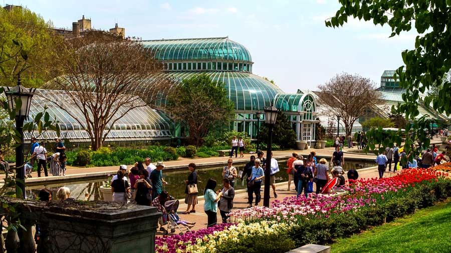Prospect Park Botanic Gardens