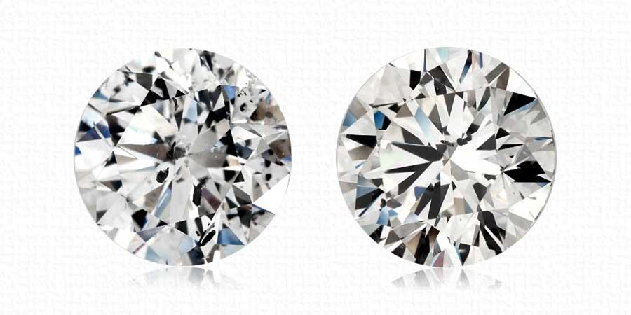 SI2 Clarity Diamond vs SI3 Clarity Diamond
