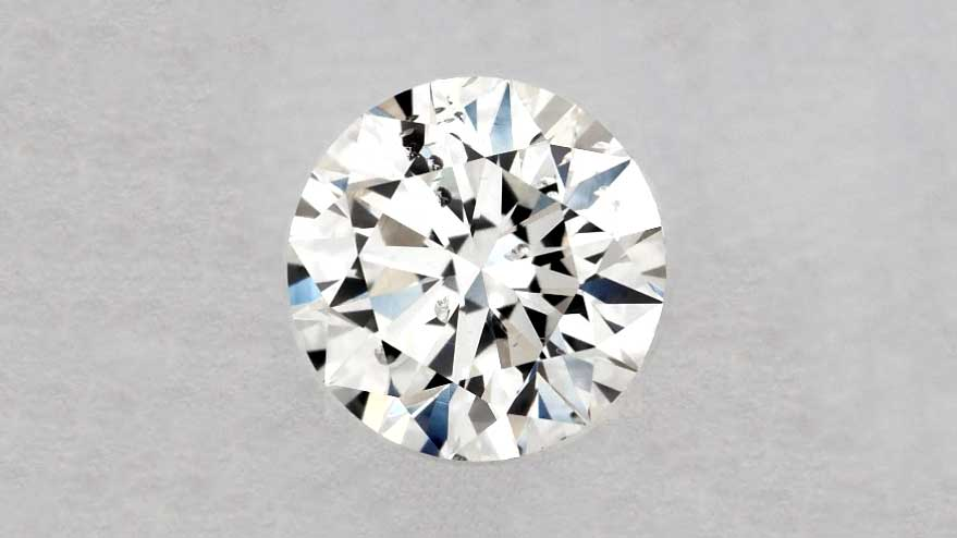 SI3 Clarity Round Cut Diamond